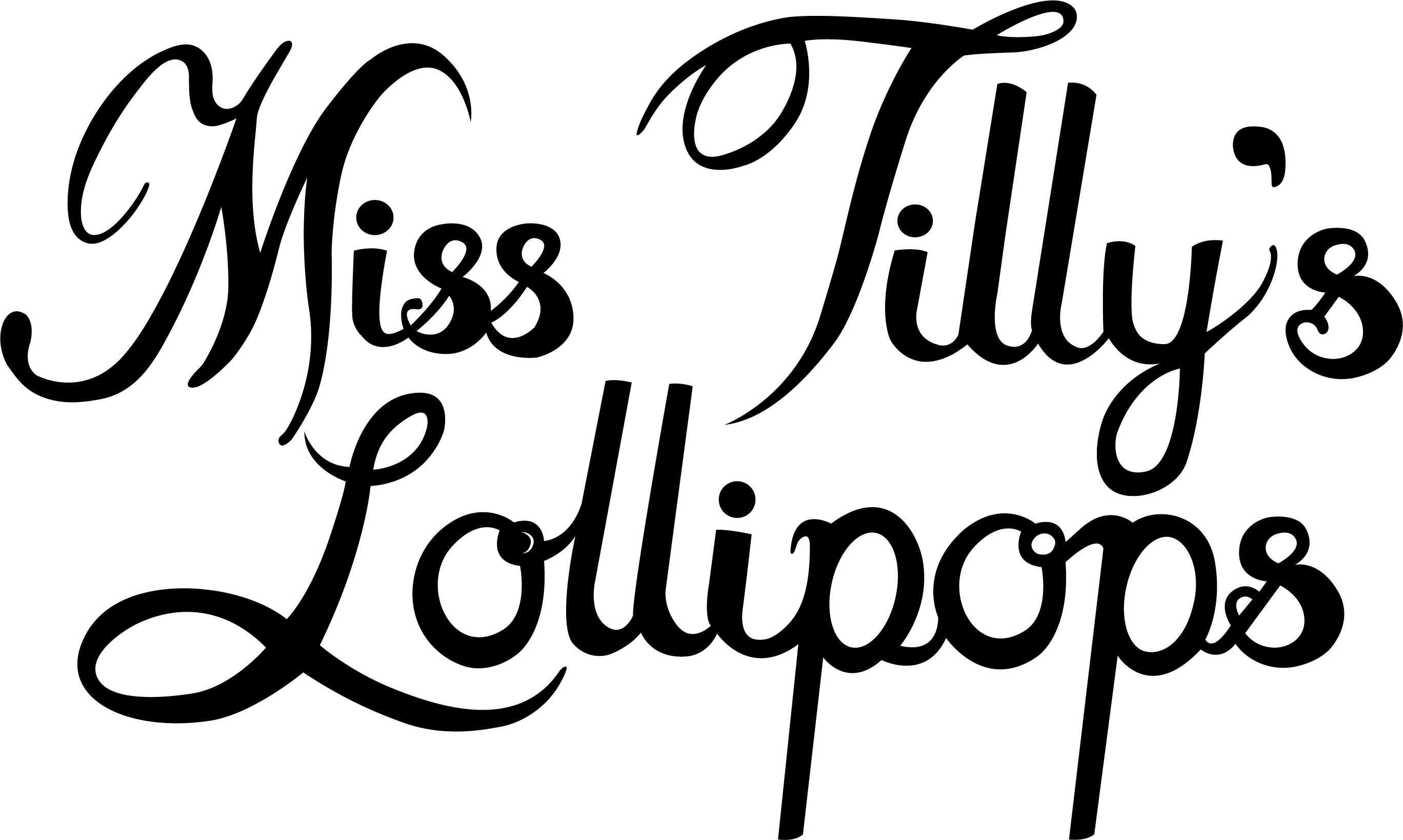 Miss Tilly's Lollipops Logo