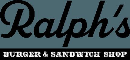 Ralph's Burger & Sandwich Shop Logo